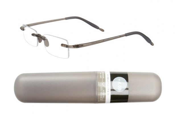 VIS Reading Glasses Tube Case